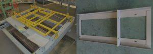 板金組立、機械組立の一貫対応