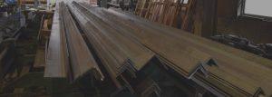 組立に使用される形鋼の種類