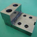 産業機械用溶接組立ブラケット