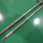 検査機 ステー 蛇行修正装置 ガイドロール機構部品