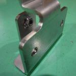 検査装置 ステンレス Z曲げブラケット 機械組立部品