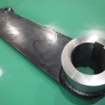 製品事例 搬送装置 ボス フレーム 板金溶接