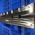 検査装置 機械加工 ベース組立部品