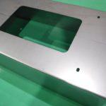 検査装置 カバー ステンレス 機械加工 組立部品
