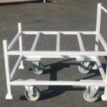 HASEMETAL 工場用台車(重量用) 簡易マテハン