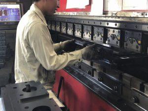 製缶・板金加工の様々な実績