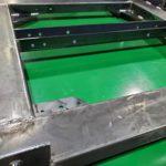 産業ロボット用架台