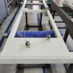 産業機械制御装置架台